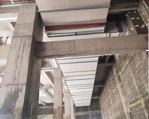 铁皮风管外包硅酸盐板